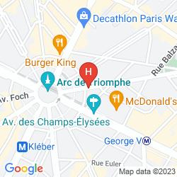 Mappa NAPOLEON