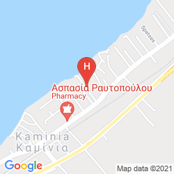 Mappa POSEIDON PALACE