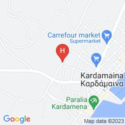 Mappa NISSIA KAMARES