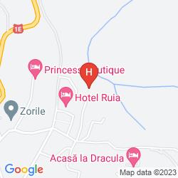 Mappa ALPIN RESORT