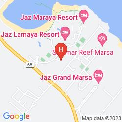 Mappa SOL Y MAR DAR EL MADINA