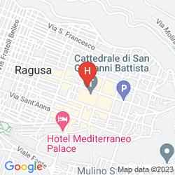Mappa ANTICA BADIA RELAIS