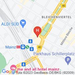Mappa SCHOTTENHOF
