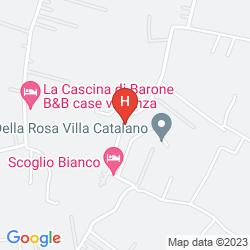 Mappa VILLA FAVORITA