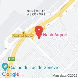 Mappa NASH AIRPORT
