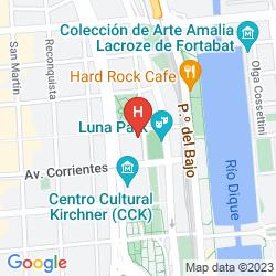 Mappa PLAZA ROMA