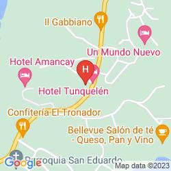 Mappa TUNQUELEN