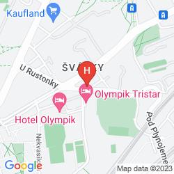 Mappa HOSTEL ALTIS