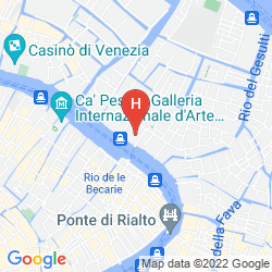 Mappa CA' SAGREDO