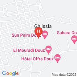 Mappa MEHARI DOUZ