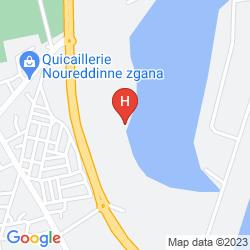 Mappa CLUB THAPSUS