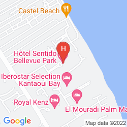 Mappa SENTIDO BELLEVUE PARK
