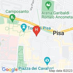 Mappa VILLA KINZICA