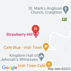 Mappa STRAWBERRY HILL RESORT