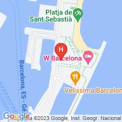 Mappa W BARCELONA