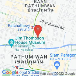 Mappa VIE HOTEL BANGKOK