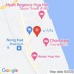Mappa BAAN DUANGKAEW RESORT