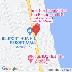 Mappa ESCAPE HUA HIN