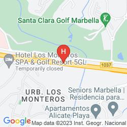 Mappa DON CARLOS LEISURE RESORT & SPA