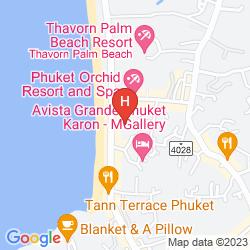 Mappa PHUKET ISLAND VIEW