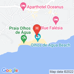 Mappa PINHAL DO SOL