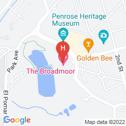 Mappa BROADMOOR