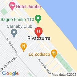 Mappa RESIDENCE AURIGA
