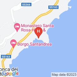 Mappa IL SARACENO GRAND HOTEL