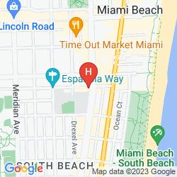 Mappa CLAY HOTEL