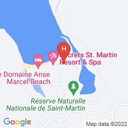 Mappa RIU PALACE ST. MARTIN