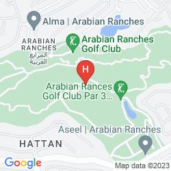 Mappa ARABIAN RANCHES GOLF CLUB