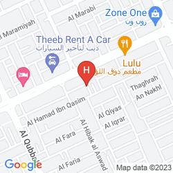 Mappa OLAYA HOUSE