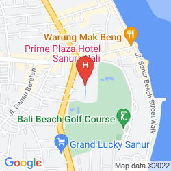 Mappa NATOUR SINDHU BEACH