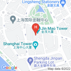 Mappa GRAND HYATT