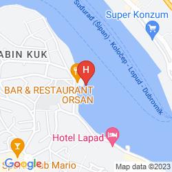 Mappa ZAGREB