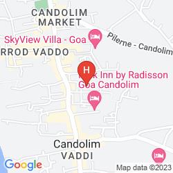 Mappa ALOR GRANDE HOLIDAY RESORT