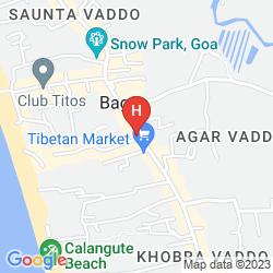 Mappa CASA ALEIXO