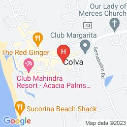 Mappa WILLIAM'S BEACH RETREAT