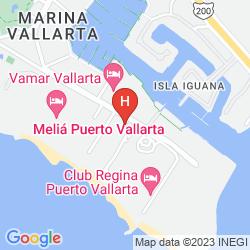 Mappa THE WESTIN RESORT & SPA, PUERTO VALLARTA