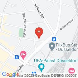 Mappa ALT GRAZ