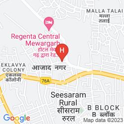 Mappa SHILPI RESORT