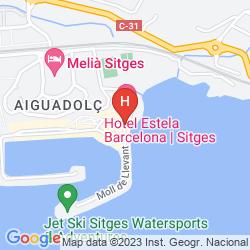 Mappa ESTELA BARCELONA
