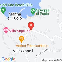 Mappa VILLA LUBRENSE