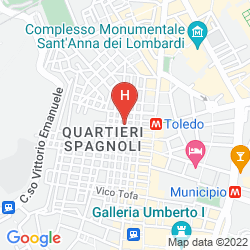 Mappa TOLEDO
