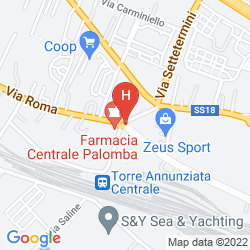 Mappa GRILLO VERDE