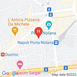 Mappa ALLOGGIO DEL CONTE