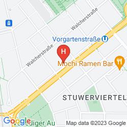 Mappa IBIS WIEN MESSE