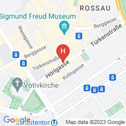 Mappa PENSION LIECHTENSTEIN