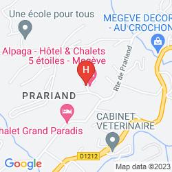 Mappa ALPAGA