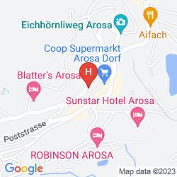 Mappa HOTEL HOHE PROMENADE